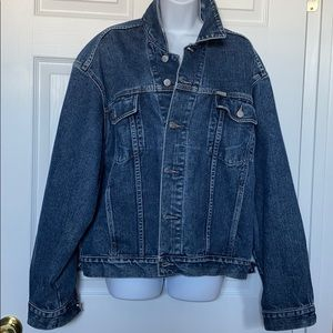 Vintage Guess Denim Jean Jacket XL